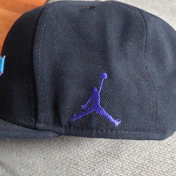 ba24e6b5 Jordan Accessories | Air Space Jam Snapback Hat | Poshmark